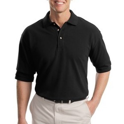T17 TLK420 Tall Heavyweight Cotton Pique Polo