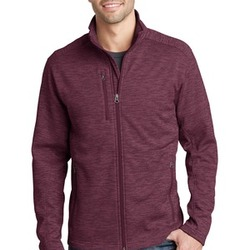 Mens Digi-Stripe Fleece Jacket