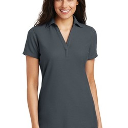 Ladies Y-Neck Polo